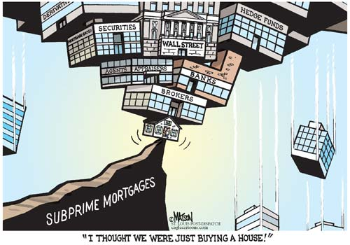 subprime-mortgages