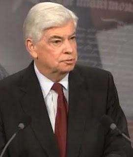 Chris Dodd vs Unveils Sweeping Financial Regulation Plan [RAW VIDEO]