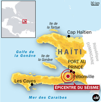 HaitiCarte