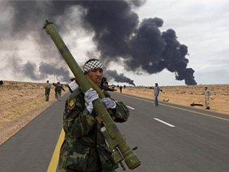 Libye RPG