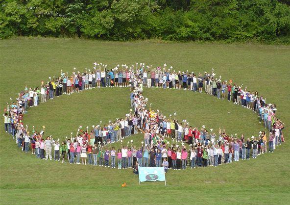 Symbole de la Paix  Peace