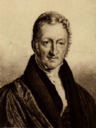 thomas malthus essay on population quotes