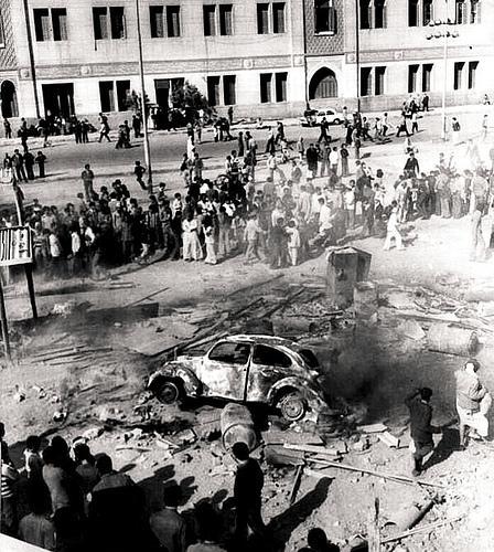 Soulèvement de la faim en 1977