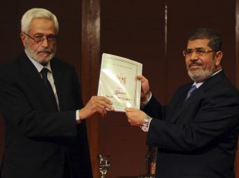 Morsi annonce le référendum sur la Constitution