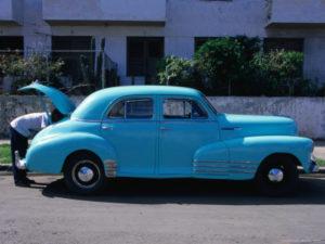 Une Chevrolet de 1948