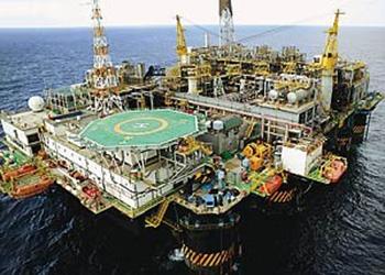 Plate-forme de Petrobras