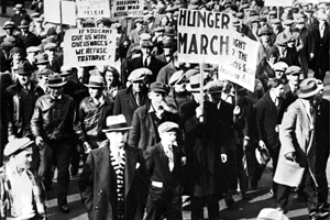 Ford Hunger March