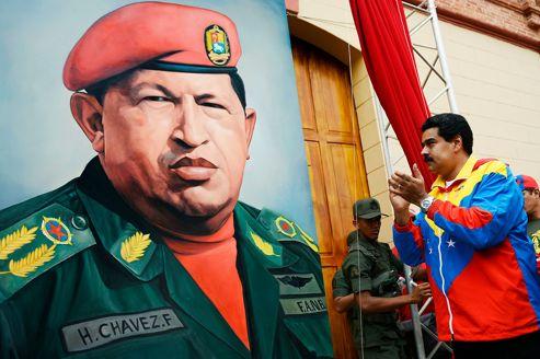 VENEZUELA-POLITICS-CHAVEZ-FAILED COUP-ANNIVERSARY