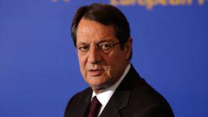 Nicos Anastasiades, président de Chypre, entré en fonction le 27 février 2013