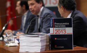 Présentation en fin octobre du plan d'austérité pour la «Communauté de Madrid»