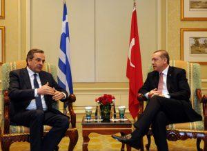 Rencontre Samaras et Erdogan le 4 mars 2013