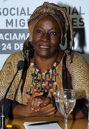 Aminata Taroré, docteur en psychologie, enseignante à l'Université d'Abidjan, ministre de la Culture au Mali de 1997 à 2000 et auteure, entre autres, d'un ouvrage connu mondialement «Viol imaginaire».