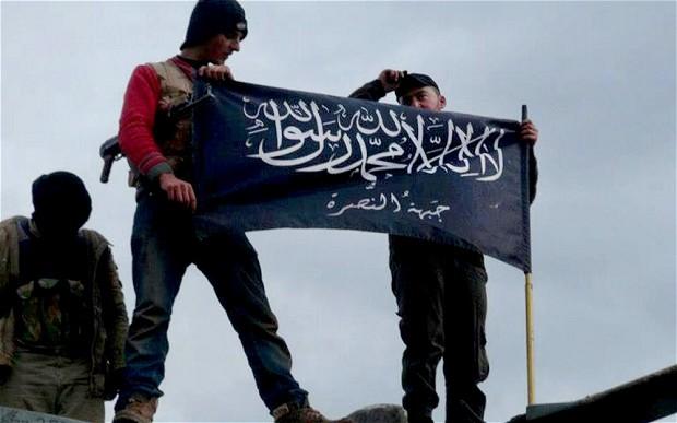 Avril 2013: Brigade d'Al-Nostra revendiquant ses liens avec Al-Qaida