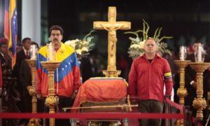 Nicolas Maduro, le Christ...