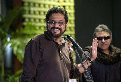 Le numéro deux des FARC, Ivan Marquez, annonce les négociations avec le gouvernement à la Havane