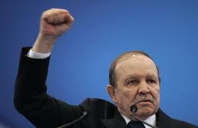 Abdelaziz Bouteflika... en juillet 2011