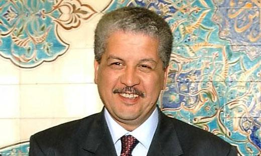 Abdemalek Sellal, premier ministre