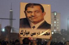 Montage: Morsi-Moubarak...