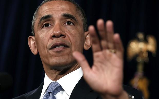 Obama essae d'expliquer, il y a deux jours, les raisons  d'une surveillance des communications plus «approfondie»  que sous G. W.Bush, junior