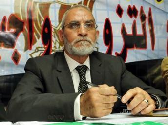 Mohamed Badie, guide suprême des Frères musulmans