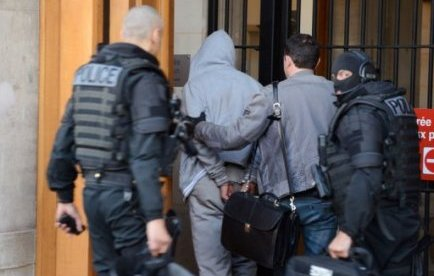 Arrestation d'Alexandre Dhaussy