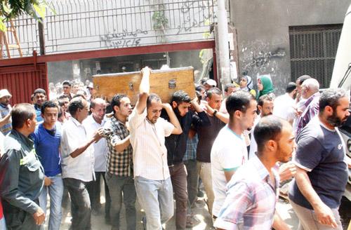 La dynamique d'affrontements graves est-elle à l'oeuvre? Un façon de «revaloriser» des Frères musulmans qui redeviennent «martyrs», comme sous Moubarak