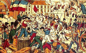 La révolte des Canuts, en 1831: «Vivre libre en travaillant, ou mourir en combattant»
