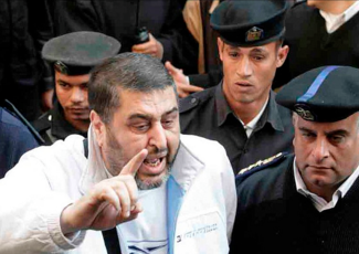 Khairat a-Chater, dorénavant dans la prison d'Akrab