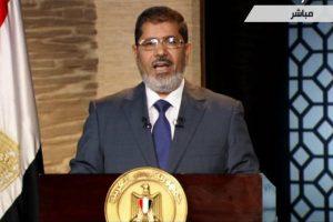 Morsi lors de la «victoire» électorale... une chute rapide et vertigineuse, face à un peuple «peu obéissant»