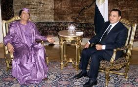 Kadhafi et Moubarak: un pouvoir «perpétuel»?