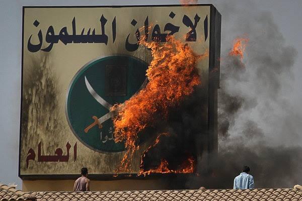 Le symbole de la fin des Frères Musulmans