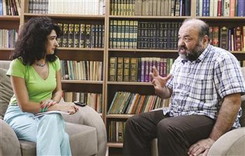 Le théologien ?hsan Eliaç?k s'entretient avec la journaliste de Hürriyet Daily News: Barç?n Yinanç