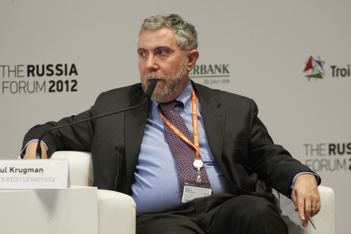 paul krugman Paul krugman 118k likes paul krugman joined the new york times in 1999 as an op-ed columnist he is distinguished professor in the graduate center.