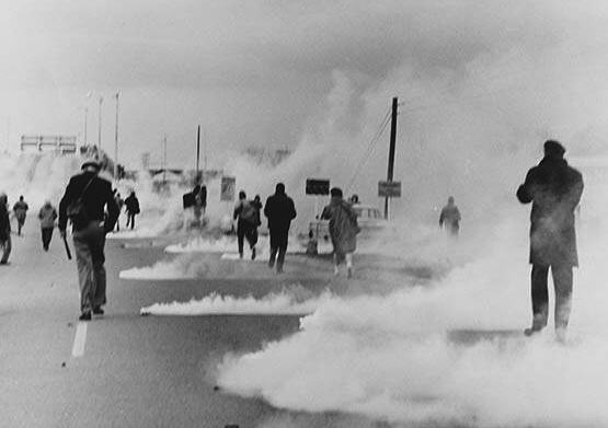 Bloody Sunday, 7 mars 1965