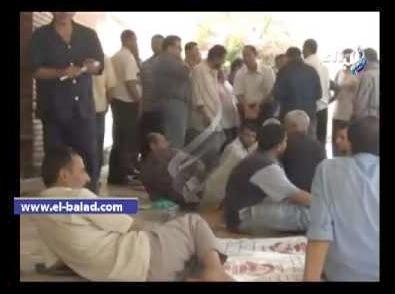 Damietta: travailleurs en grève le 31 juillet
