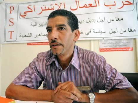 Mahmoud Rechidi