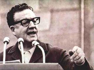 Salvador+Allende