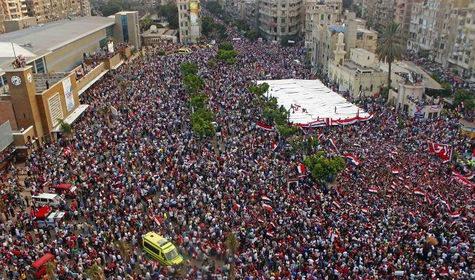 Manifestation du 30 juin 2013 au Caire