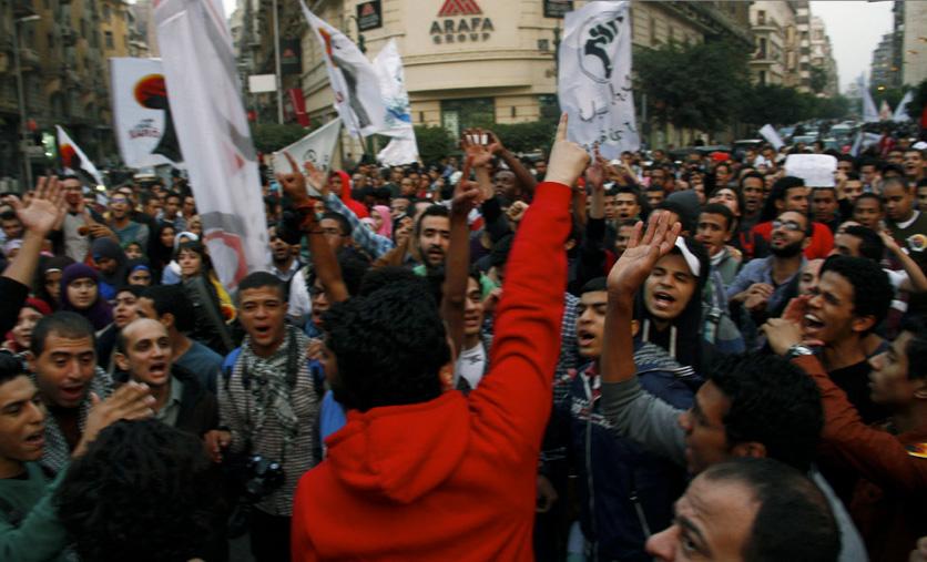 Manifestation du 19 novembre 2013 au Caire