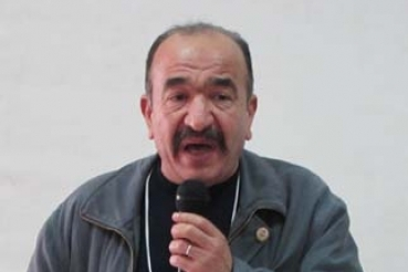 L'actuel ministre du Travail, Kamal Abou Aita