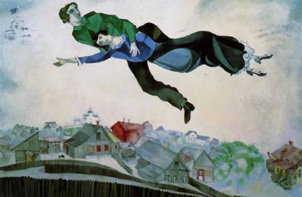 Marc Chagall, 1918