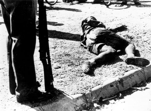 Le massacre de Sharpeville