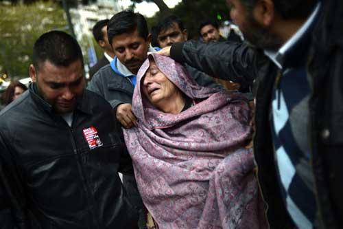 La mère du jeune Pakistanais de 27 ans assassiné le 17 janvier