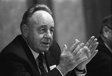 Niklaus Senn de l'UBS