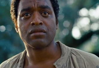 Chiwetel Ejiofor jouant Solomon Northup