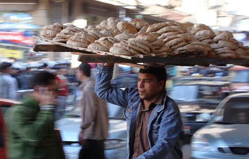 «Pain, liberté, justice», le slogan du 25 janvier 2011...  le pain se fait attendre