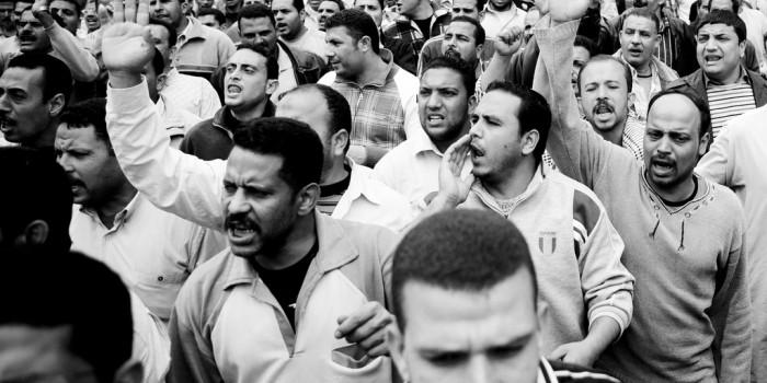 La bataille pour gagner des organismes de contrôle face à la tyrannie et à l'exploitation. Site des SR en Egype