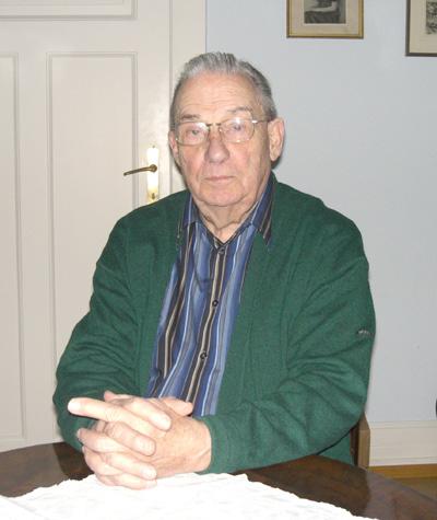 Gerhard Wiese en fin 2013