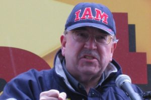 R. Thomas Buffenbarger, le patron de l'IAM qui vole pour Boeing