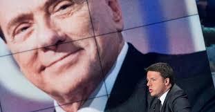 Le nouveau couple Berlusconi-Renzi